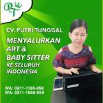 Menyalurkan ART & Baby Sitter ke seluruh Indonesia